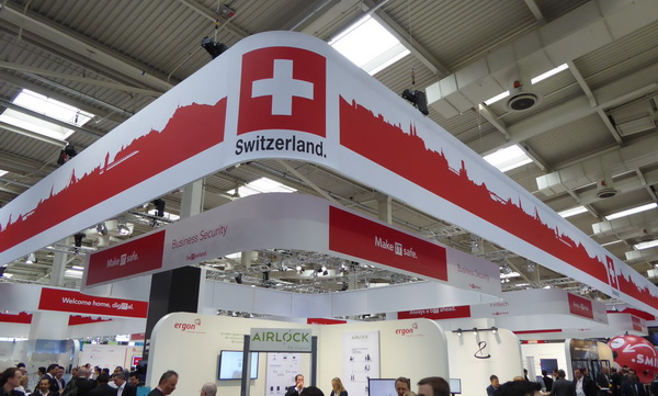 Partnerland SWISS Pavilion in Halle 6