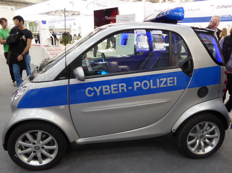 Cyber Security auf der CeBIT 2017