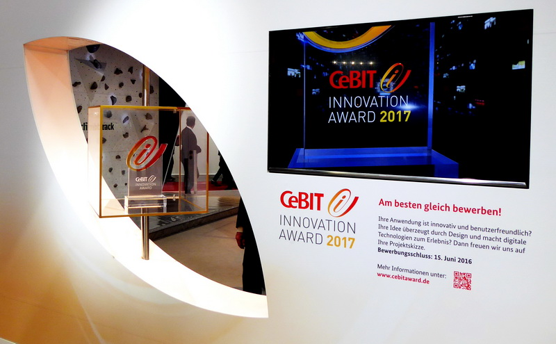CeBIT Innovation Award 2017